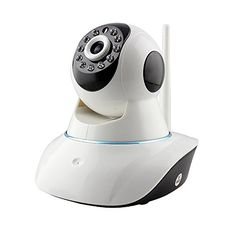 PowerLead Caue PC012 IP Wireless Security Camera Audio Video Baby Monitor 720P HD Wi-Fi Wireless Network Video Monitoring Security IP Camera Home Security Video Recording Easy Remote Access via PC & Smartphone - $49.49