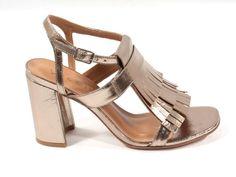 Sandalo con frangia.....barbaraferrarishoes