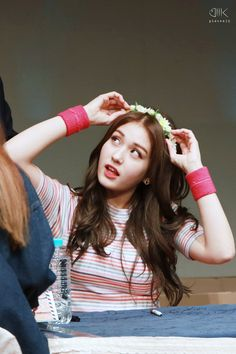 Jeon Somi is a Korean solo singer who became well known after competing on the survival shows Sixteen & ranking first in Produc. South Korean Girls, Korean Girl Groups, Ioi Nayoung, Jung Chaeyeon, Kim Seol Hyun, Choi Yoojung, Kim Sejeong, Jeon Somi, Korean Couple