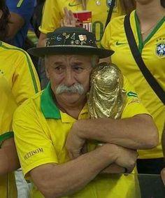 Germany Is Breaking The Hearts Of Every Soccer Fan In Brazil