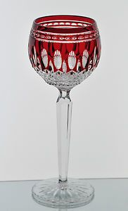 1000 images about wine glasses on pinterest hand painted wine glasses painted wine glasses - Waterford colored wine glasses ...
