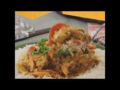 My market - Κοτόπουλο με κάρυ, λαχανικά και κάσιους στο wok με basmati