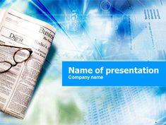 http://www.pptstar.com/powerpoint/template/morning-business-newspaper/ Morning Business Newspaper Presentation Template