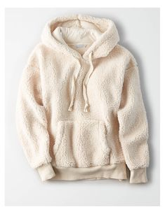 Keep cozy in Hoodies & Sweatshirts for Women at American Eagle. Choose oversized hoodies, cropped sweatshirts, and more, all designed in super soft fabrics like Sherpa and fleece. Stylish Hoodies, Comfy Hoodies, Sweatshirts, Hoodie Outfit, Sweater Hoodie, Sherpa Sweater, Hoody, Hoodie Jacket, Zip Hoodie