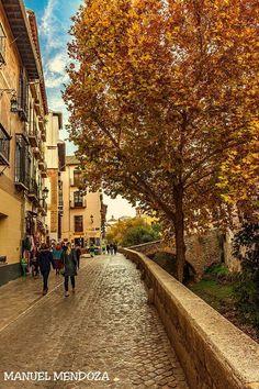 Sierra Nevada, Granada, Spain Travel, Railroad Tracks, Tourism, Places To Visit, Street View, City, Inspiration