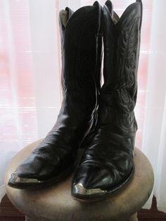 Botte de cowboy boulet de la boutique Violette2881 sur Etsy