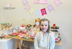 Diseño de Bodas Tarragona · Wedding Planner Diseño y Decoración - Una Candy Bar para la Comunión de *Mariona*