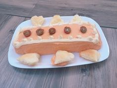 Pastel de cabracho Monsieur Cuisine Plus - YouTube Salmon, Pudding, Cake, Desserts, Youtube, Food, Healthy Recipes, Cooking Recipes, Pastries