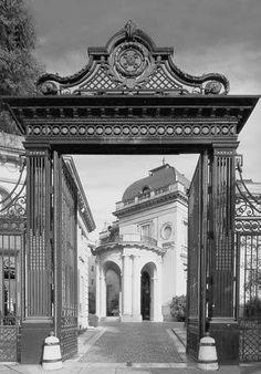 Palacio Errazuriz - Buenos Aires, Argentina
