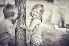 couple, cute, kid, kids, love - image #47530 on Favim.com