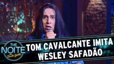 The Noite (31/03/16) - Tom Cavalcante imita Wesley Safadão