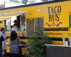 Try #Taco bus in #Tampa #Florida - it's a great outdoor gem. The pineapple water is amazing!