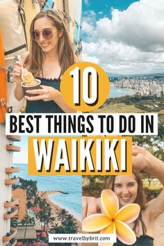 Hawaii Travel Guide, Travel Tips, Travel Guides, Hawaii Things To Do, Fun Things, Usa Holidays, Waikiki Beach, Worldwide Travel, United States Travel