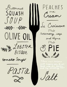 Ready for #dinner? We're starving! #Sunday #Typography @csneal