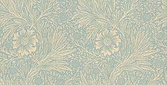 Marigold wallpaper by Morris