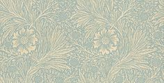 Marigold wallpaper by Morris