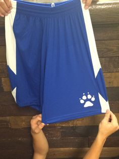 Dri Fit Shorts by HawksnestDesigns on Etsy