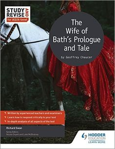 #newbook: Study and Revise for AS/A-level: The Wife of Bath's Prologue and Tale./ Richard Swan.  http://solo.bodleian.ox.ac.uk/OXVU1:oxfaleph020724320