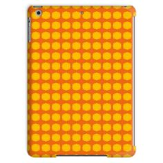 Orange Tablet Case