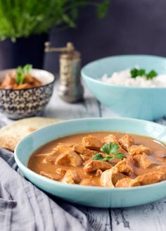 low calorie butterchicken. Easy peasy and super delicious. Recipe also in english!