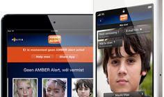 Help mee, red kinderlevens! AMBER Alert staat natuurlijk op website van Dutch Health Network