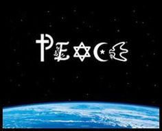 Religious tolerance Peace.