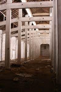 insane asylum yankton south dakota - Barn