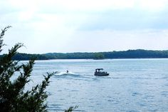 Cool off at the cliffs at Percy Priest Lake. | 12 Secrets Nashville Natives Don't Want You To Know About