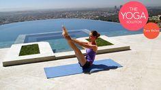 Slim Waist Yoga Routine | The Yoga Solution With Tara Stiles