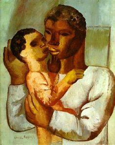 Lasar Segall -) foi um pintor, escultor e gravurista judeu brasileiro nascido na Lituânia. O trabalho de Segall teve influências do impressionismo, expressionismo e modernismo. Seus temas mais significativos foram representações pictóricas do sofrimento humano: a guerra e a perseguição.