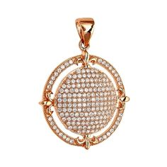 DIZEO STERLING SILVER - MICRO PAVE HAND SET JEWELRY WITH HIGH QUALITY SIGNITY STONES, FINISHED IN 18KT YELLOW, WHITE, BLACK & ROSE GOLD
