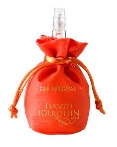 Cuir Mandarine | David Jourquin Paris