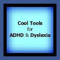 Help for Struggling Readers: Cool Tools for Dyslexia & ADHD. See our 12 Fonts for Dyslexia at http://tpt-fonts4teachers.blogspot.com/2013/09/dyslexia-fonts-easy-read-easy-write.html