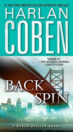 I enjoy Harlan coben, and the way he writes. Myron is an entertaining character.  #Harlan #Coben #good #books