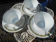 Corelle Open Handle Spring Daisy Coffee Cup