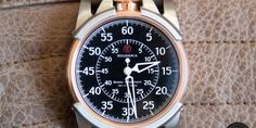 Watch Review CT Scuderia Salt Flat Racer 60