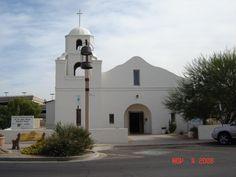 Old Town, Scottsdale, AZ      #churches