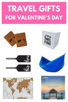Looking for great Valentine's Day travel gifts? Here are the best Valentine's Day gifts for travelers that they will love! | travel gift ideas | best travel gifts for couples | gifts for travelers couples | travel gift guide | boyfriend travel gift | cute travel gifts