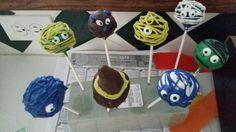 Amy's Crazy Cakes - Halloween Cake Pops