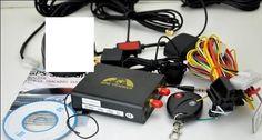 GPS TRACKER TK106B ALLARME MICRO SD  GPRS ANTIFURTO SATELLITARE localizzatore