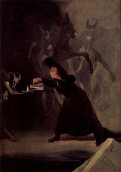 304. La lampada del diavolo - 1798 circa - Londra, National Gallery