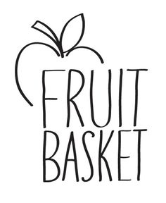 Fruit Basket logo by Swinburne student Sarah Longmuir. Faculty of Design communication design (honours) students created new logos for the 24 traders of Camberwell Fresh Food Market this year.