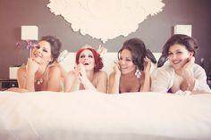 Las Vegas Bachelorette Party Boudoir With French Mardi Gras Undertones | Photograph by Mary Meyer Photography  http://www.storyboardwedding.com/las-vegas-bachlorette-party-boudoir-french-mardi-gras-undertones/
