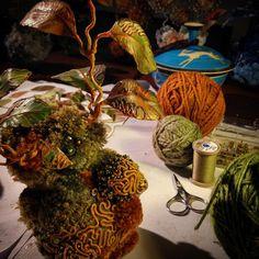 Closing in on object 9, #20objects | Amy Gross' studio