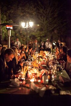Family style eating versus plated food - trending for 2014 weddings