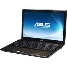 ASUS K52JU-SX079V i3 380M 4GB RAM 500GB 2.53GHz DVD-RW HD 6370 HDD 15.6'' Win 7