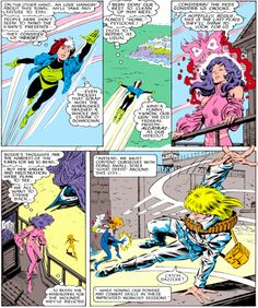 To Me, My X-Men!