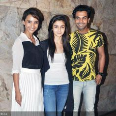 City Lights: Premiere- The Times of India Photogallery