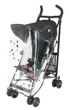 Maclaren Scattered Dots Printed Raincovers, Volo