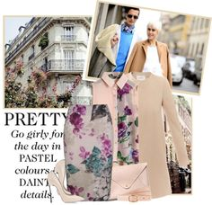 """""""Pastel"""" by asya-1 ❤ liked on Polyvore"""